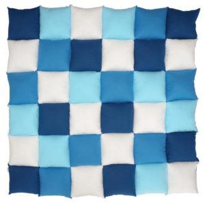 Salteluta de joaca albastra