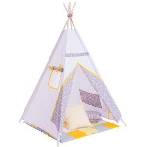 DARE TO DREAM Cort Ursa mare - cort teepee pentru copii