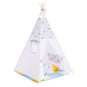 DARE TO DREAM Cort Motanii veseli - cort teepee copii