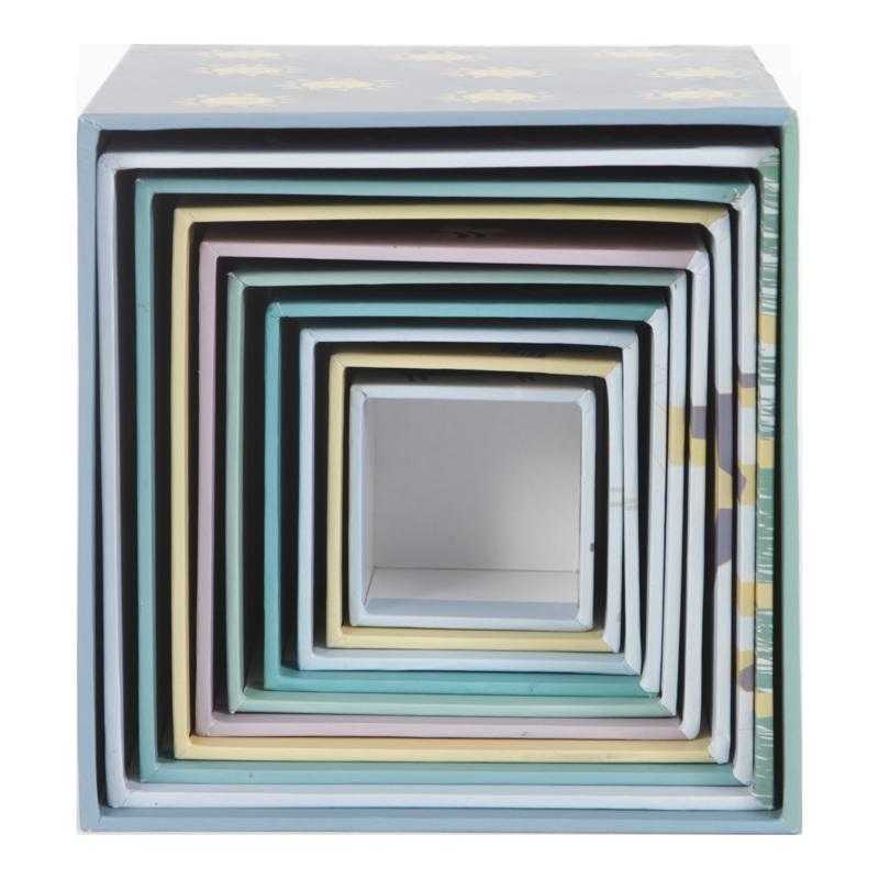 Cuburi de stivuire ZOO LITTLE DUTCH