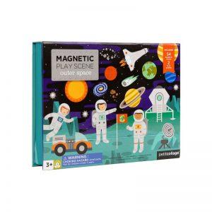 Joc magnetic In spatiu