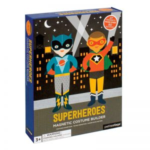 Joc magnetic super-eroi baieti 4 ani