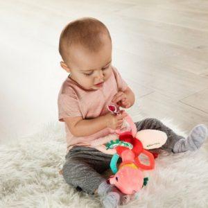 Falimngo - jucarie interactiva bebelusi Liliputiens