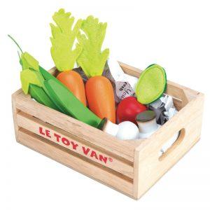 Ladita din lemn cu legume - Le Toy Van