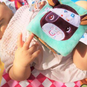 Carticica senzoriala bebe