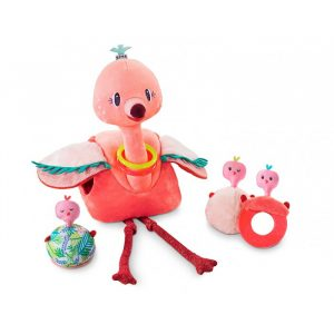 Jucarie flamingo din plus