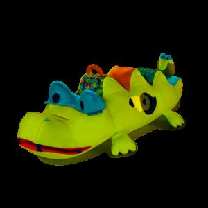 Jucarie mare din plus Crocodil