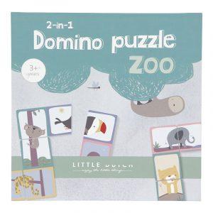 Joc Puzzle Domino
