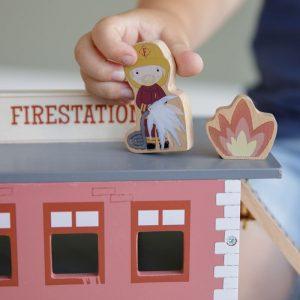 Sectia de pompieri