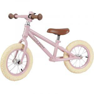 Bicicleta roz fara pedale