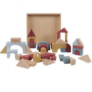 Set blocuri de constructie