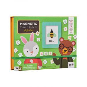 Alfabet magnetic