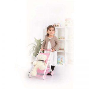 carucior de jucarie pentru fetite