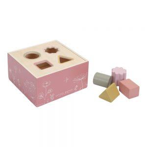 Forme roz de sortat